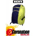 ION Tactical Rucksack Freizeit Sport Laptop Travelbag Darkblue/Yellow