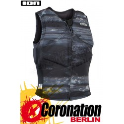ION Vector Vest Select FZ 2020 black grey capsule