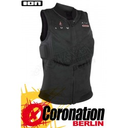 ION Ivy Vest Women FZ 2020 black