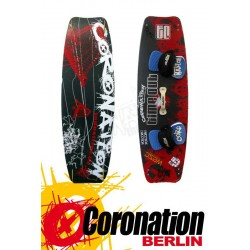 Coronation-Industries Carbon second hand Kiteboard complete 133x40