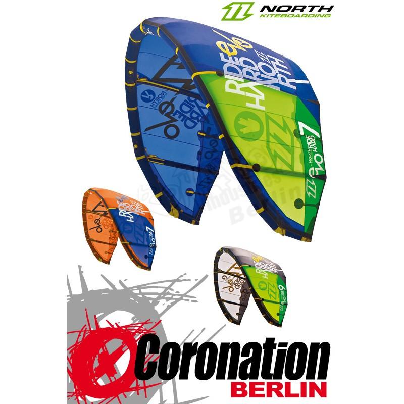North EVO 2013 Crossover Kite 7m²