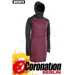 ION Neo Cosy Coat Amp 2020 black/dark cherry