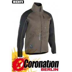 ION Neo Cruise Jacket 2020 dark olive/black