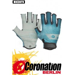 ION Amara Gloves Half Finger 2020 Neopren Handschuhe teal