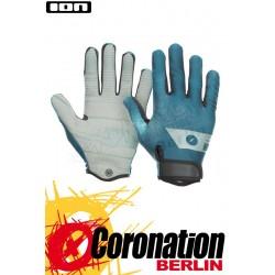 ION Amara Gloves Full Finger 2020 Neopren Handschuhe teal