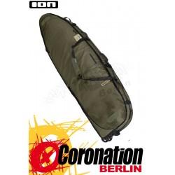ION Surf TEC Triple Boardbag 2020 olive