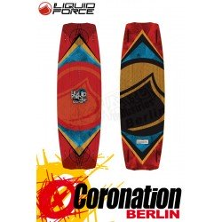 Liquid Force Element 136cm Kiteboard mit Luxury Bindung