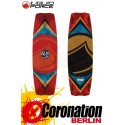 Liquid Force Element 136cm Kiteboard avec pads et straps