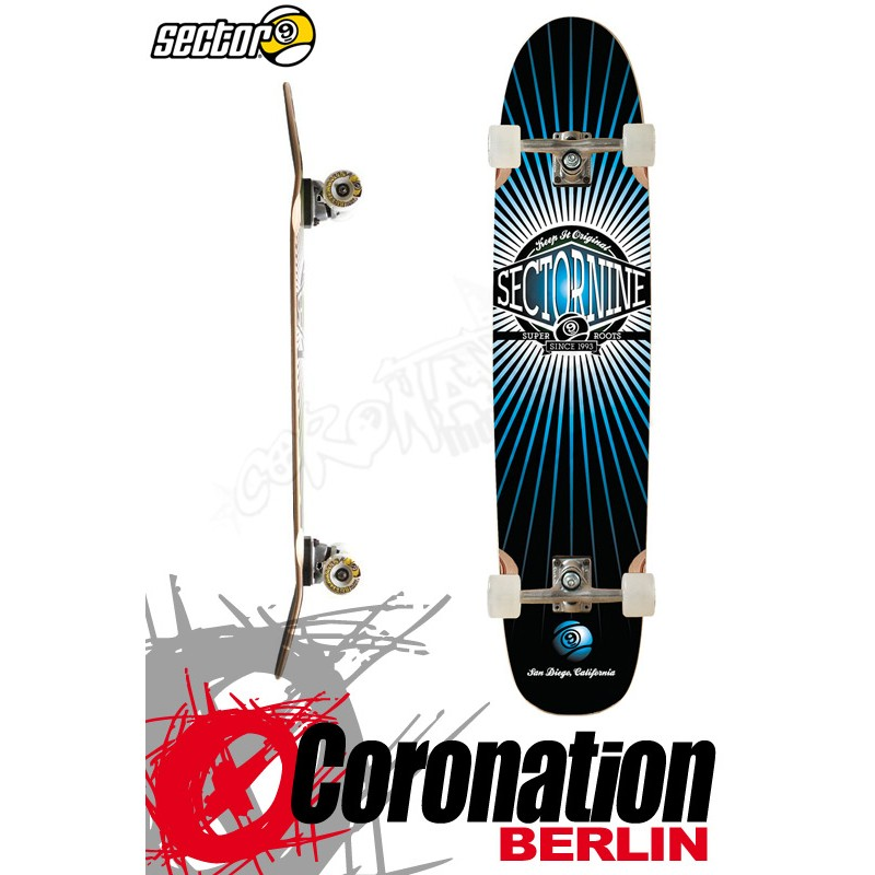Sector 9 Cloud 9 Longboard Freeride Longskate