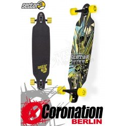 Sector 9 Platinum Fractured Longboard Cruising Carving