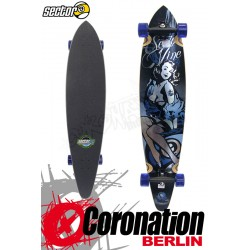 Sector 9 OG Goddess Longboard Pintail Cruiser