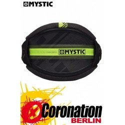 Mystic Majestic X Carbon Hard Shell Harness 2019 black/lime