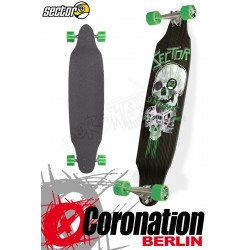 Sector 9 Platinum Decline Carbon Longboard Carving Cruising
