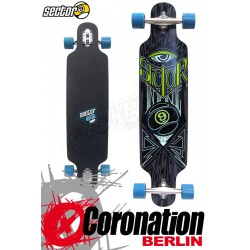 Sector 9 Platinum Seeker Longboard Carving Freestyle