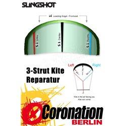 Slingshot Z Kite 2014 Leading Edge Bladder Ersatzschlauch