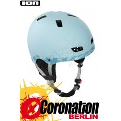 ION Hardcap 3.2 Comfort 2020 - Kite & Wake Helm sky blue