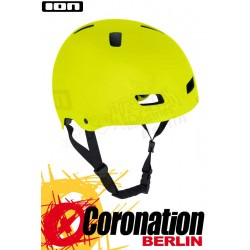 ION Hardcap 3.2 Helm 2020 - Kite & Wake Helm lime