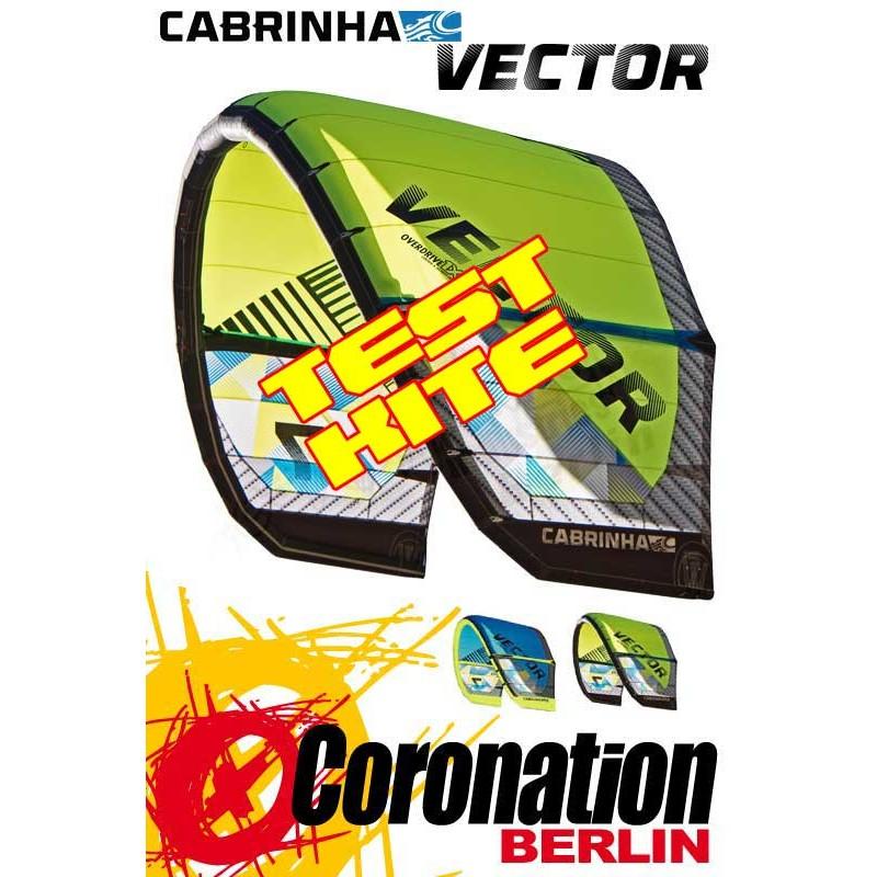 Cabrinha Vector 2014 TEST Kite 7m²