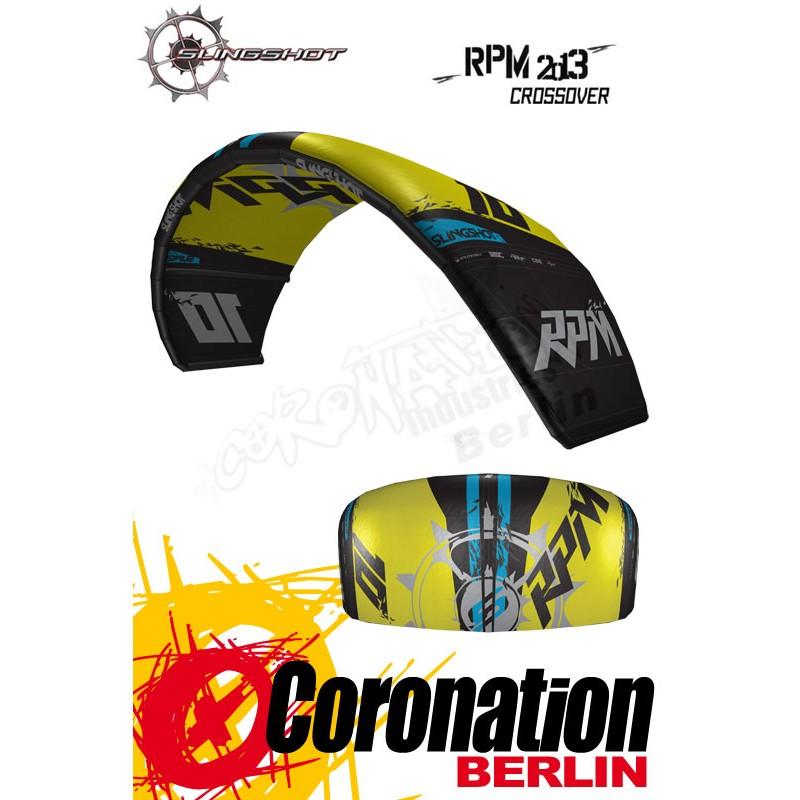 Slingshot RPM 2013 Crossover Kite 7m² avec barre