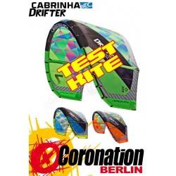Cabrinha Drifter 2014 TEST Kite 8m²