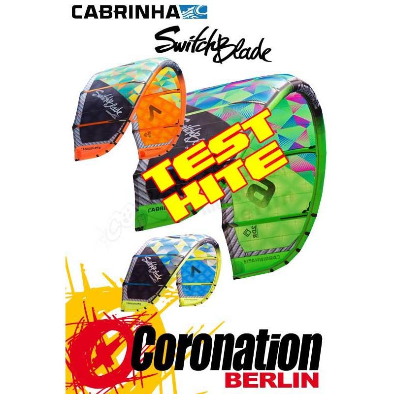 Cabrinha Switchblade 2014 TEST Kite 9m²