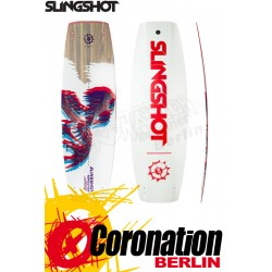 Slingshot Refraction 2019 TEST Kiteboard SAM LIGHT PRO 139
