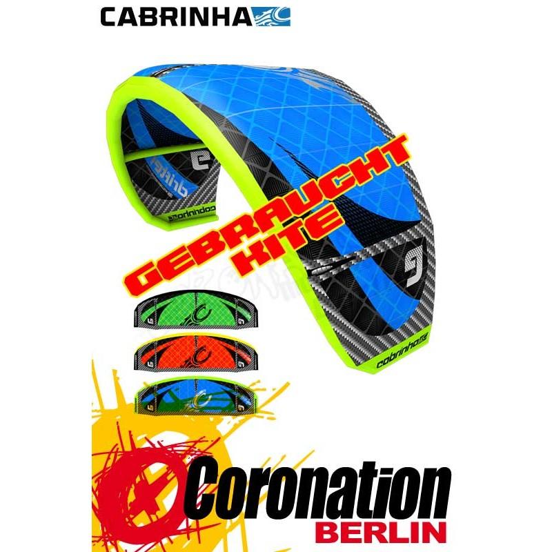 Cabrinha Drifter 2013 occasion Kite 9m²
