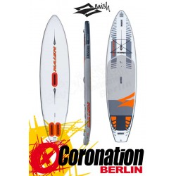 "Naish CROSSOVER 2020 Inflatable SUP 12'6"" x 34 Fusion"