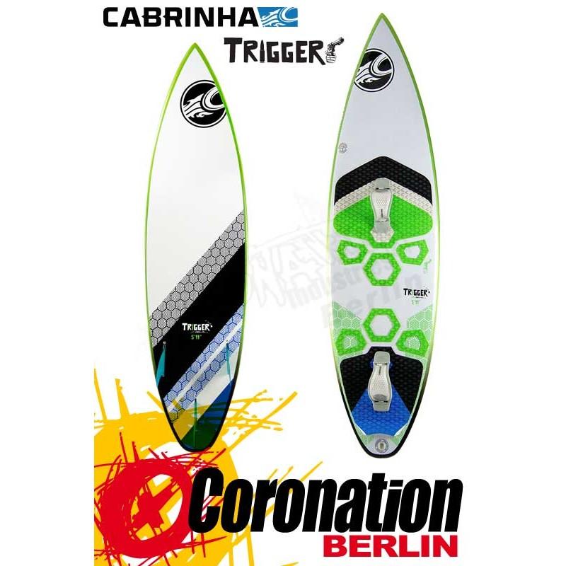 Cabrinha Trigger 2014 Waveboard