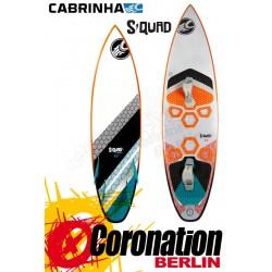 Cabrinha S-Quad 2014 Waveboard
