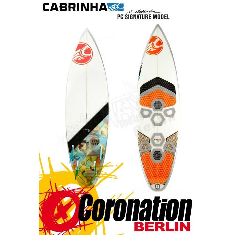 Cabrinha PC Signature 2014 Waveboard