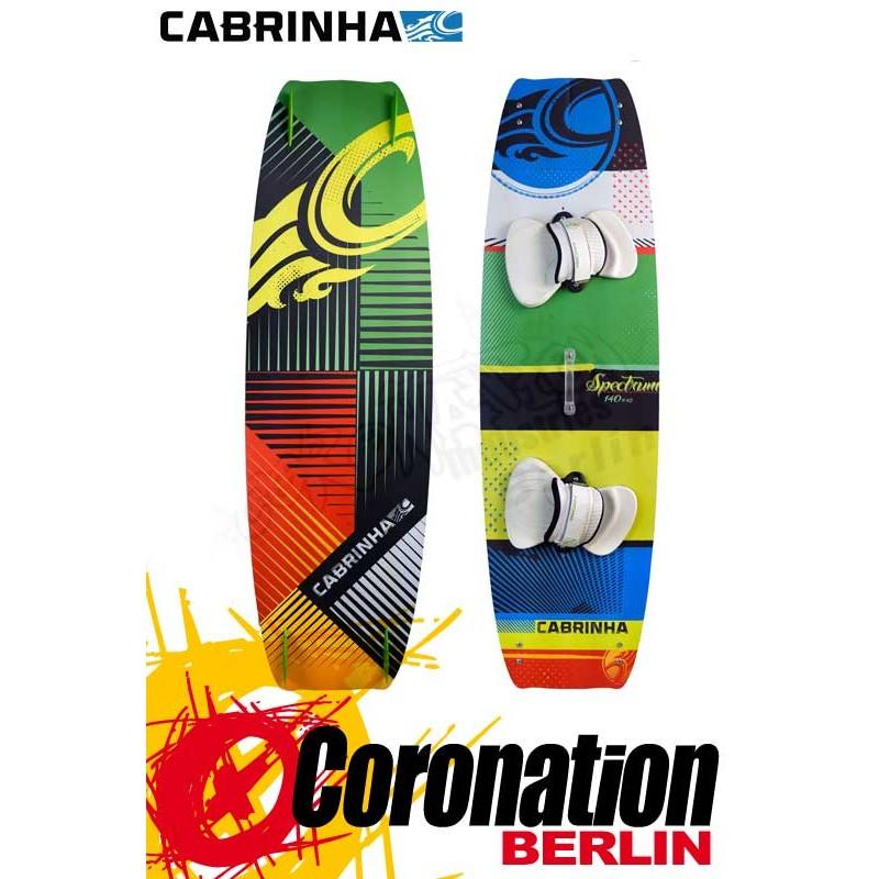 Cabrinha Spectrum 2014 Kiteboard complète