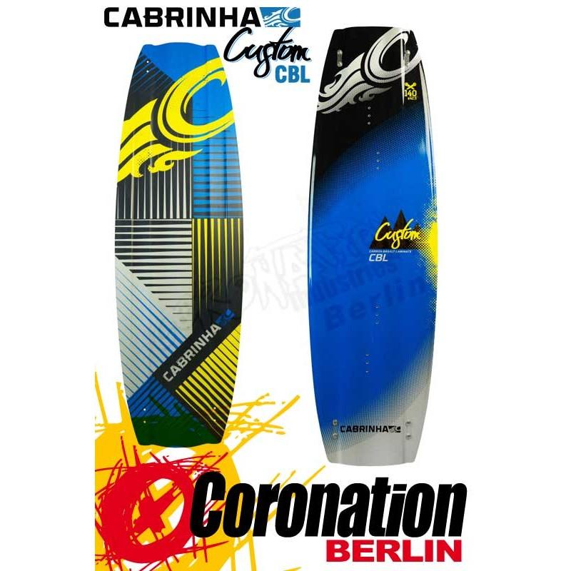 Cabrinha Custom CBL 2014 Kiteboard