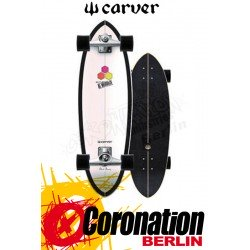 Carver CI BLACK BEAUTY CX4 31.75'' Surfskate
