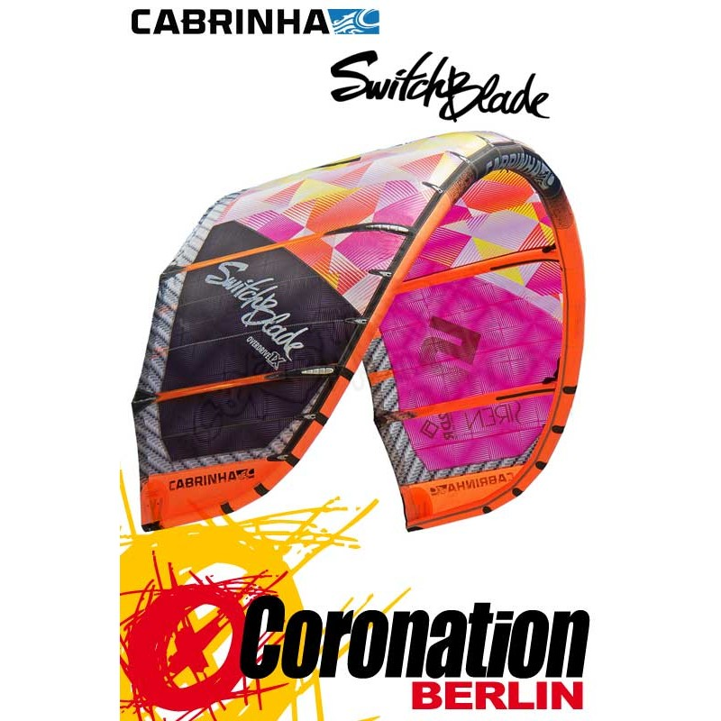 Cabrinha Switchblade Siren 2014 Kite