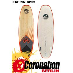 Cabrinha X:BREED TEST 2020 5.3 with Frontpad