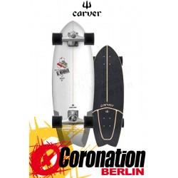 Carver CI POD MOD CX4 29.25'' Surfskate