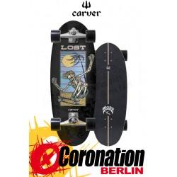 Lost X Carver BEAN BAG CX4 28'' Surfskate