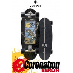 Lost X Carver BEANBAG CX4 28'' Surfskate