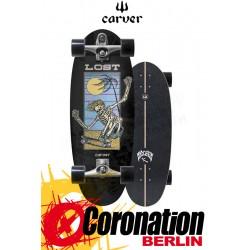 Lost X Carver BEANBAG C7 28'' Surfskate