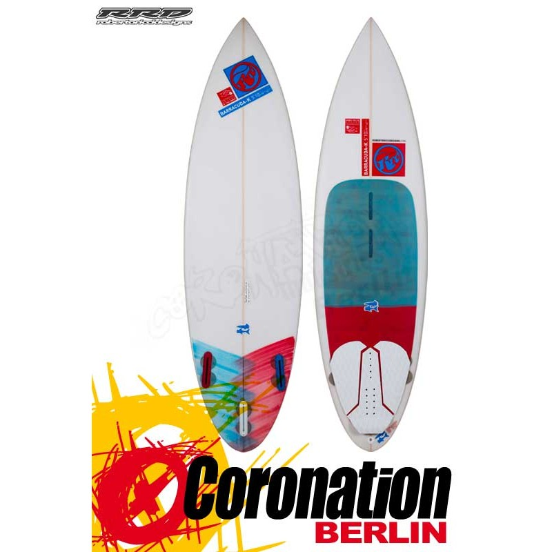 RRD barreracuda-K Wave Kiteboard