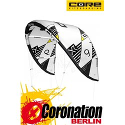 CORE XR6 TEST Kite 9qm - FRISCHFLEISCH