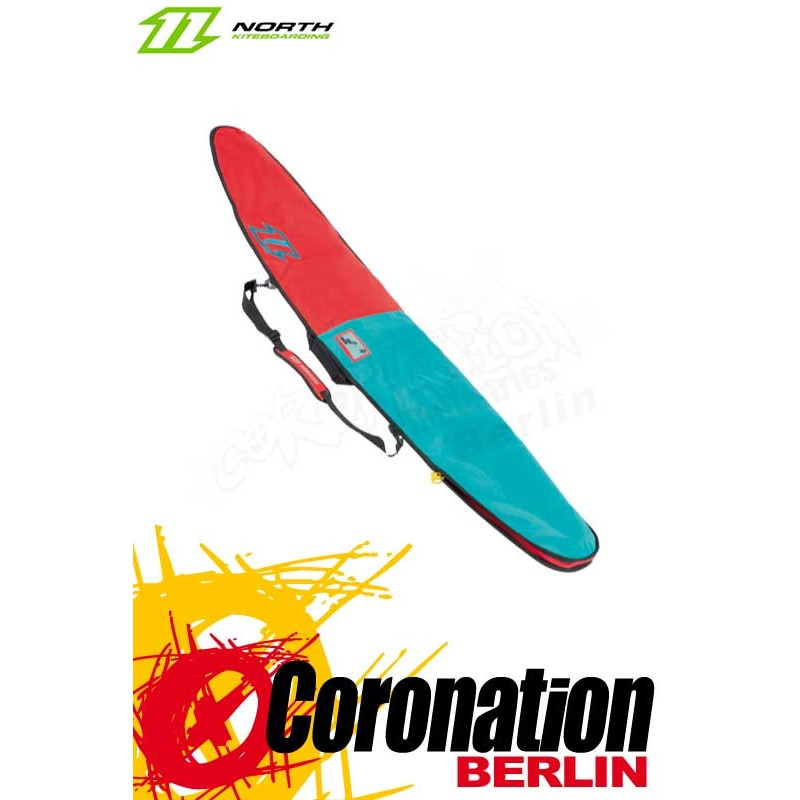 North Single Surfboardbag 2014 Pop 5'8