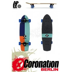 Apex Longboard Boulevard Maple