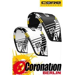 CORE GTS5 TEST Kite 15qm - FRISCHFLEISCH