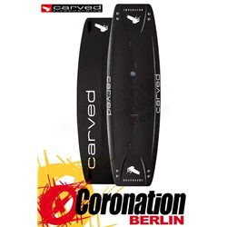 Carved IMPERATOR 6 TEST Kiteboard 139 + ULTRA pads et straps