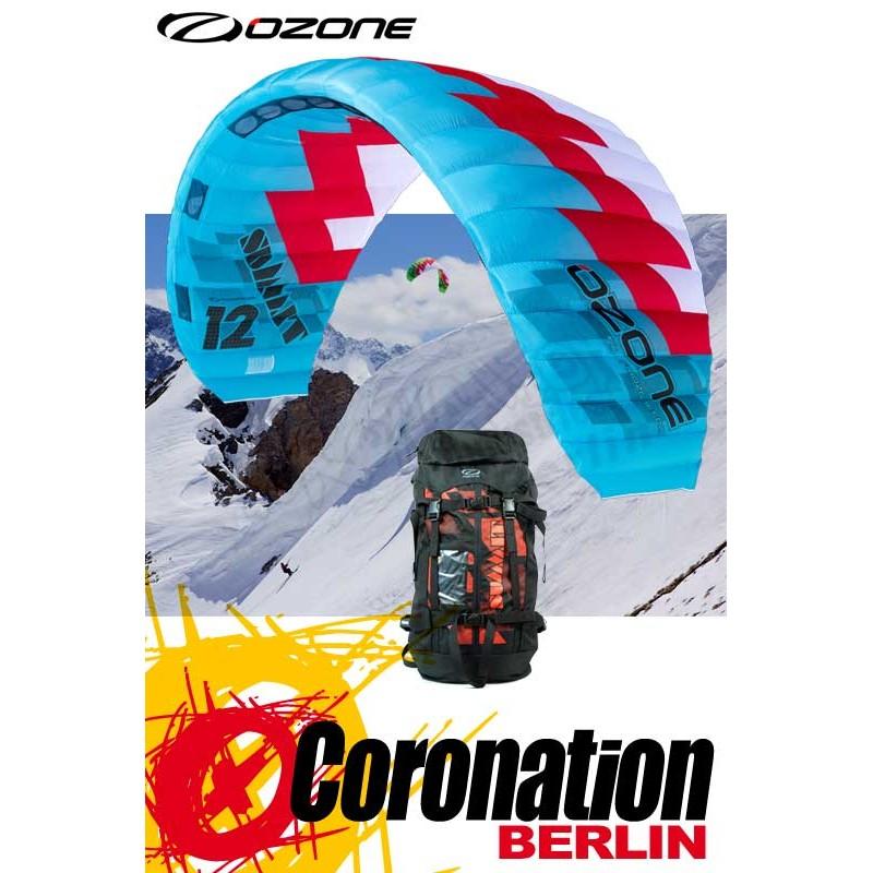 Ozone Summit 2014 Snowkite