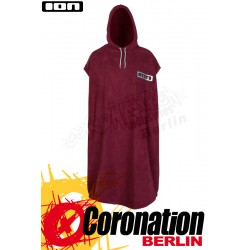 ION PONCHO CORE 2019 dark red