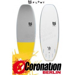 Flowt MARSHMALLOW 5'0 2020 Surfboard yellow