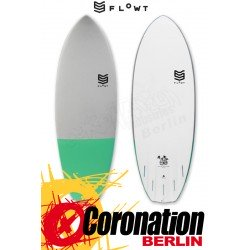 Flowt MARSHMALLOW 5'6 2020 Surfboard green